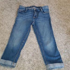 Sz. 4 Girls Jeans